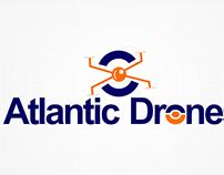 Logo Design for Atlantic Drones