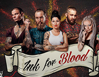 INK FOR BLOOD