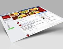 Heidar Baba Restaurant || Social Media Cover