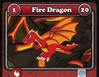 Dragonvale Battle Cards