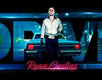Drive / Movie Poster Design