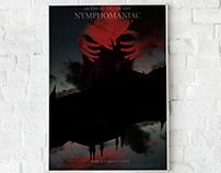 NYMPHOMANIAC,poster.