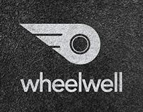 Logo Design + Brand Identity: Wheelwell