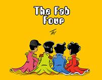 HQ - The Fab Four - English