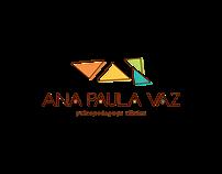 Ana Paula Vaz - Psicopedagoga | LOGO