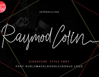 Raymod Colin Font Duo