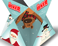 ULKER christmas pack