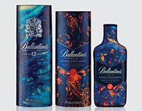 Ballantine's Whisky – Artist Series