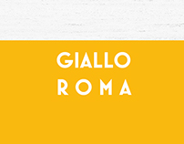 GIALLO ROMA