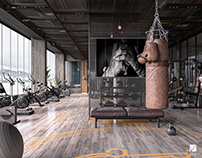 Dania Fitness by VOGUE Architects