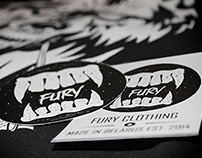 Fury Industry Clothing