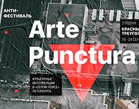 Arte Punctura social fest for cultural renovation