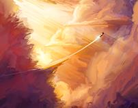 Astro Boy - Cloud Country