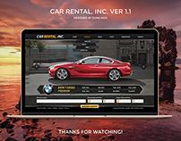 Car Rental, Inc. Ver 1.1