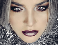 It's Christmas Time - Beauty Studio Session