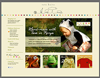 Toto Knits website