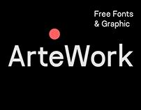 ArteWork, Free fonts & Graphics
