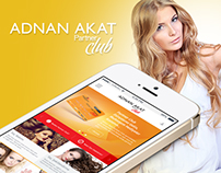 Adnan Akat Partner Club | Mobile Web Site