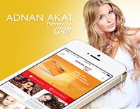 Adnan Akat Partner Club | Mobile Web Site