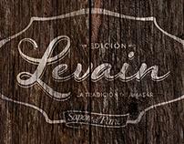 Branding: Edición Levain by Sapore di Pane