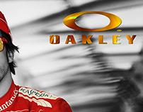 OAKLEY -ESCUDERIA F1-