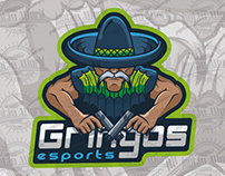 Gringos eSports mascot