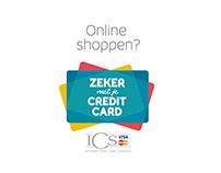 ICS - zeker met je creditcard