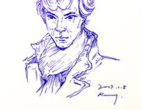 Illustration 04 | Sherlock Holmes