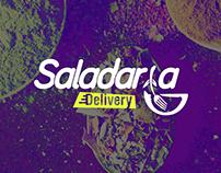 Mídia Social - Saladaria Delivery