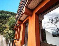 Architecture in La Calera - Photography