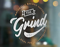 The Grind | Thirty Days Logo Challenge