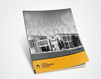 Kasriarifan Üniversitesi Katalog Tasarımı