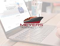 Web site Meyers trading corp - Panama