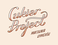 Cukier Project - sweets & stationery