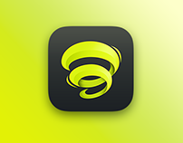 Swivel - 360 panoramic photos app icon