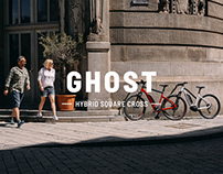 Ghost Bikes - Hybrid Square Cross