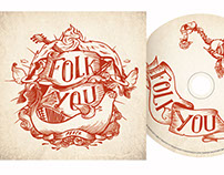 Pochette Album FOLK YOU
