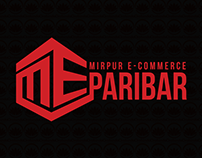 Logo for Mirpur eCommerce Paribar