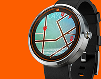 Layby - Android Wear App