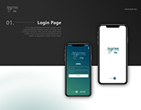 RestClapp Mobile Application