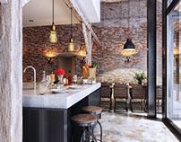 LOFT HOUSE DESIGN