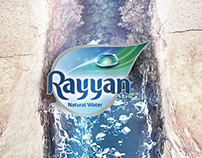 Rayyan Water | Bottled at Source