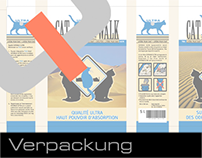 Verpakungsdesign