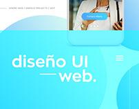 Diseño UI Web
