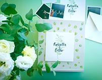 Illustrated Weddings (Rossella + Pietro)