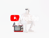 YouTube Warehouse - Experience Design
