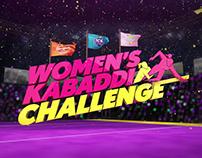 Women's Kabaddi Challenge