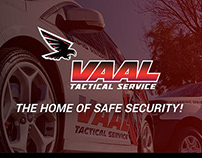 VAAL TACTICAL SERVICE WEB DESIGN.