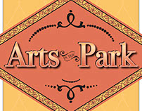 Arts in the Park 2017 Poster