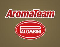 Aromateam // Palombini // Packaging